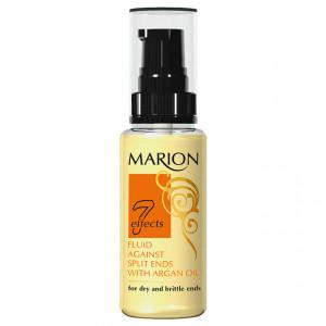 Tratament Impotriva Firelor Despicate cu Ulei de Argan 7 Effects Marion