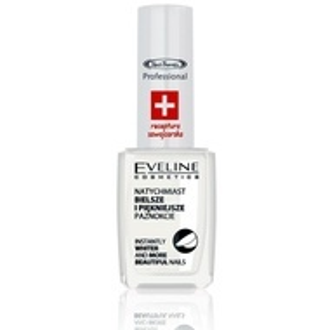 Tratament Unghii 3 in 1 Eliminarea Ingalbenirii Unghiilor si Petelor, Eveline Cosmetics