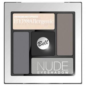 Fard Pleoape Nude, Bell HypoAllergenic, No 02