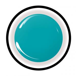 Geluri Colorate Mate 008 TURCOAZ - Geluri Mate Unghii