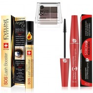 Kit MakeUp 3 in 1 Gene si Pleoape