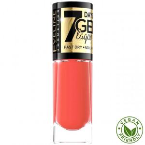 Lac Unghii cu Efect de Gel Eveline Cosmetics 7 Days Gel Laque No 91