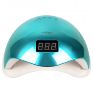 Lampa LED/UV 48Watt cu Aprindere Automata la Senzor, Aurora Blue