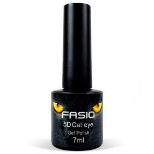 Oja Semipermanenta 5D Cat Eye Fasio No 01, 7ml