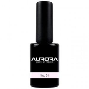 Oja Semipermanenta Aurora Secret, Color No 51, 11 ml