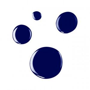 Oja Semipermanenta, Culoare 'Midnight Blue', Brand Exclusive Nails, Gramaj 15ml, Gel Lac Exclusive Nails