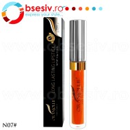 Ruj Semipermanent Mat, Matte Be Located, N07#, Oranjollie Professional