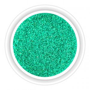 Sclipici Unghii Clasic Culoare Verde Turcoaz Cod SC-56