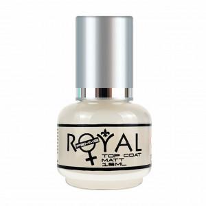 Top Coat Mat Royal Femme 15 ml