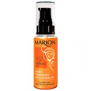 Tratament cu Ulei de Argan pentru Toate Tipurile de Par 7 Effects Marion
