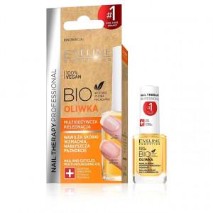 Ulei Cuticule BIO Vegan cu Avocado, Jojoba si Macadamia Eveline Cosmetics 12ml