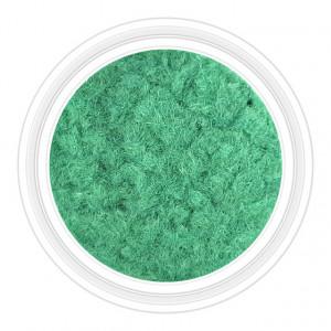 Catifea Unghii Decorativa Culoare Verde, Cod C-V31