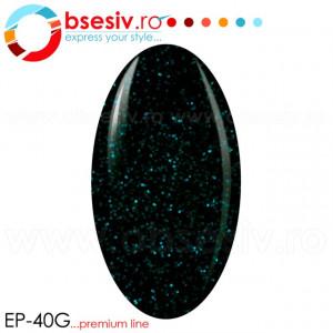 Gel Color Premium Line, Exclusive Nails, Cod EP40G