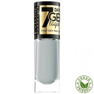 Lac Unghii cu Efect de Gel Eveline Cosmetics 7 Days Gel Laque No 105