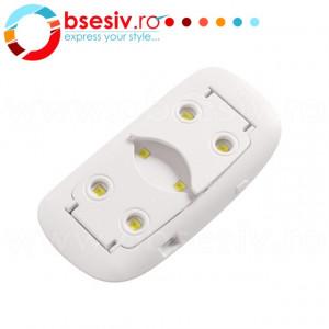 Lampa UV/LED Manichiura, Model 'SUNmini 2 Excellent PRO', Putere 24 Watt
