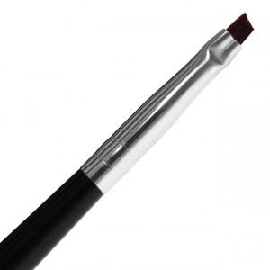 Pensula Gel Unghii One Stroke No 2 cu Capac Brand Lila Rossa