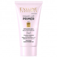 Primer Machiaj 3in1 Smoothing Eveline Cosmetics 30 ml