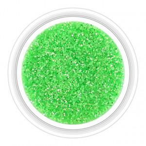 Sclipici Unghii Efect Mirror Culoare Verde Brotacel Cod SM-7 , Accesorii Nail Art
