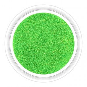 Sclipici Unghii Fin Culoare Verde Brotacel Cod SFU-33