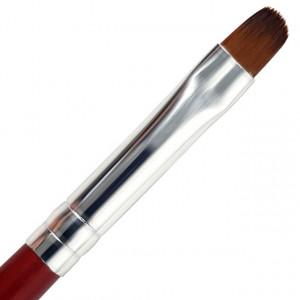 Pensula Gel Unghii No8, Pensule Profesionale Gel