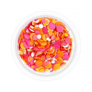 Confetti Unghii Multicolore Cod CU-RPA, Accesorii Nail Art