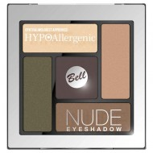 Fard Pleoape Nude, Bell HypoAllergenic, No 04