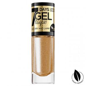 Lac Unghii cu Efect de Gel 7 Days Gel Festive Eveline Cosmetics No 06