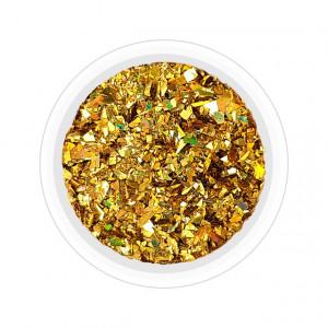 Micro Gheata Unghii Culoare Gold, Cod GUM10
