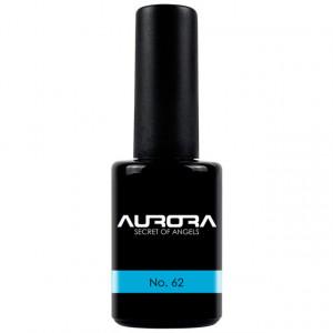 Oja Semipermanenta Aurora Secret, Color No 62, 11 ml
