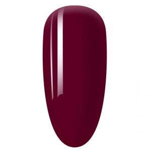 Oja Semipermanenta Exclusive Premium, Culoare Red Wine, 15 ml