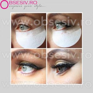 Paduri Cosmetice Autoadezive pentru Protectie, Set 10 Buc