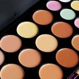 Paleta MakeUp, 20 Culori Anticearcan