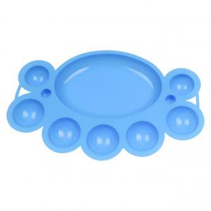 Paletar Culori Acryl, Culoare Albastru