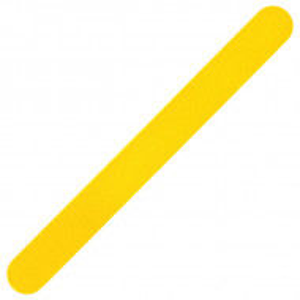 Pila Unghii Dreapta, Granulatie 240/240, Model 'Yellow Blonde'