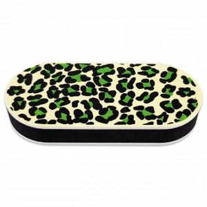 Buffer Luciu Unghii, Model Animal Print Green