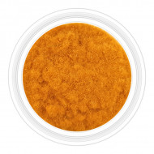 Catifea Unghii Decorativa Culoare Ocru Chrome, Cod C-V28