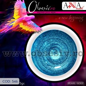 Geluri Colorate Anna Nails 546 - Gel Color UV Unghii