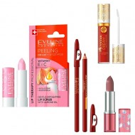 Kit MakeUp 4 in 1, Buze