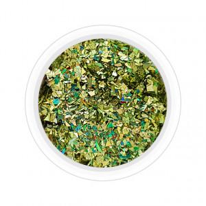 Micro Gheata Unghii Culoare Green Pear, Cod GUM08