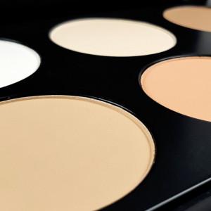 Paleta Machiaj Pleoape 6 Culori Umbre si Iluminare Eyeshadow