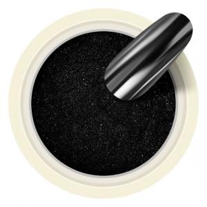 Pigmenti Unghii Mirror Culoare Negru Cod PM19