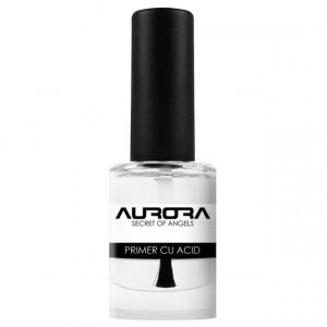 Primer Unghii cu Acid Aurora Secret, 15 ml