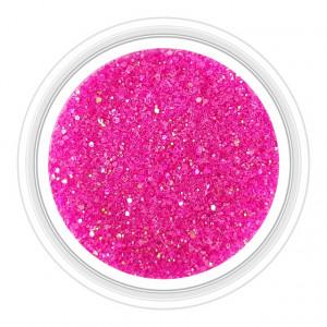 Sclipici Unghii Culoare Roz Barbie Cod 25