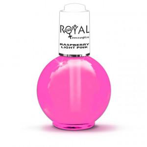 Ulei Cuticule cu Parfum de Zmeura Royal Femme, Rassberry 75 ml