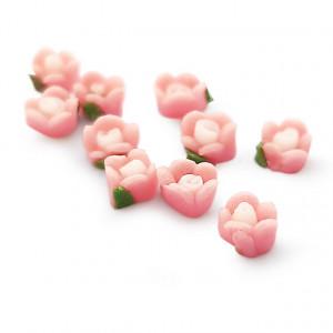 Flori Ceramica Unghii Cod FC01 10 Buc, Accesorii Nail Art