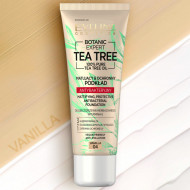 Fond de Ten cu Protectie Antibacteriana Vegan 100% Pure Tea Tree Oil Eveline Cosmetics 04 Vanilla