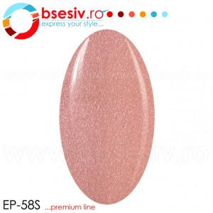 Gel Color Premium Line, Exclusive Nails, Cod EP58S