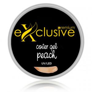 Gel UV/LED Cover Peach Exclusive Premium 30 ml