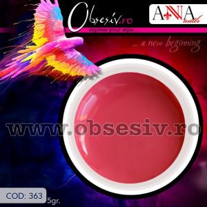 Geluri Colorate Anna Nails 363 - Gel Color UV Unghii