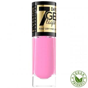 Lac Unghii cu Efect de Gel Eveline Cosmetics 7 Days Gel Laque No 96